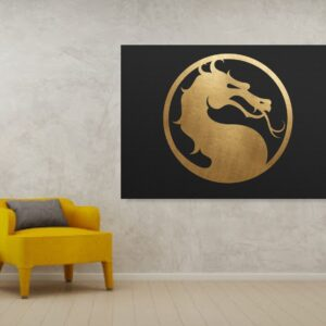 Tablou canvas Mortal Kombat
