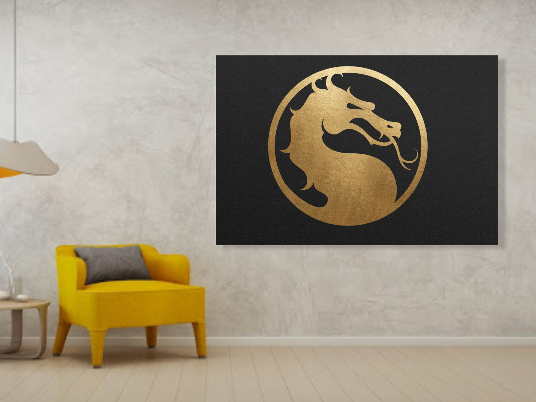 Tablou canvas Mortal Kombat